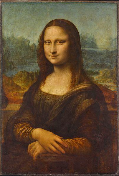 La Mona Lisa, de Leonardo da Vinci