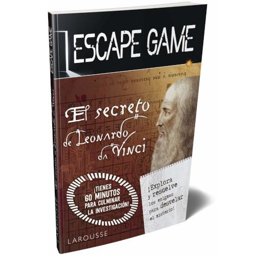 Escape game: El secreto de Leonardo da Vinci