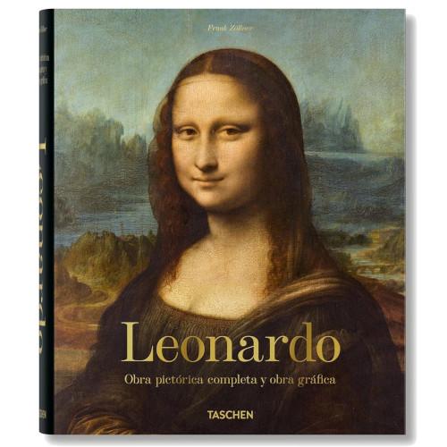 Leonardo: Obra pictórica completa y obra gráfica