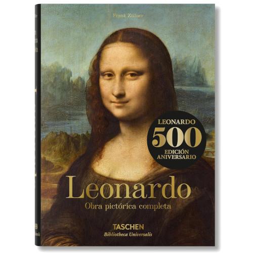 Leonardo: Obra pictórica completa