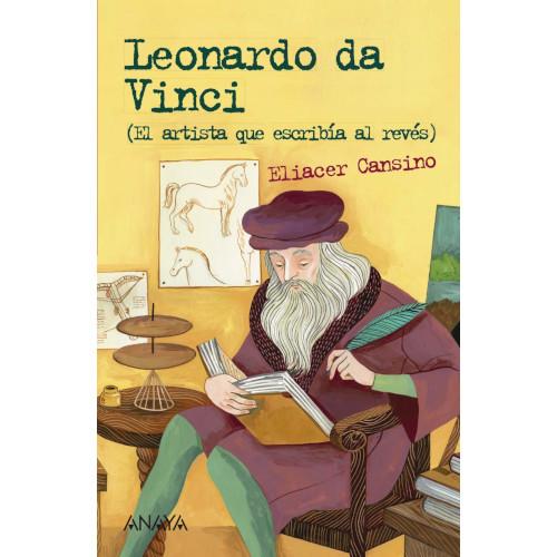 Leonardo da Vinci (El artista que escribía al revés)