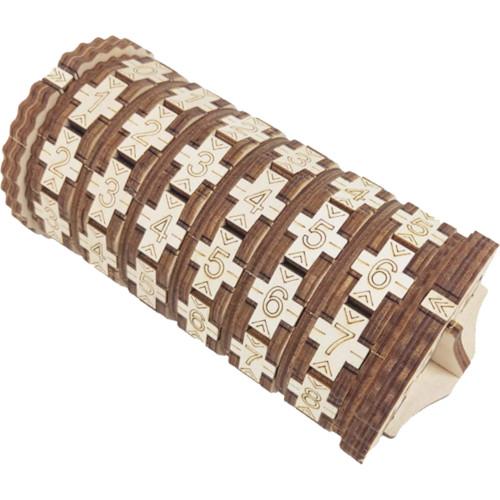 Cryptex de madera CCCYT