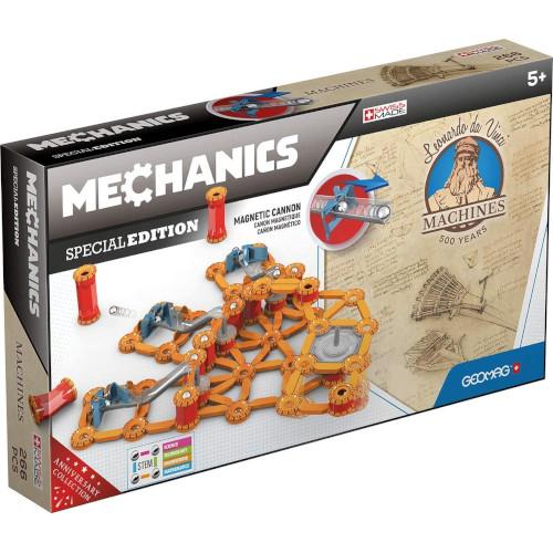 Geomag Mechanics Leonardo da Vinci Machines