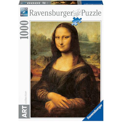 Puzzle de la Mona Lisa de 1000 piezas, Ravensburger