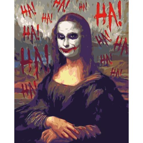 Puzzle de la Mona Lisa de Jocker