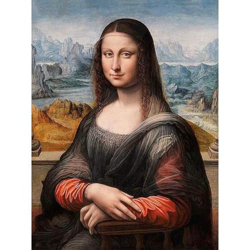 Puzzle de la Mona Lisa del Prado 1000 piezas