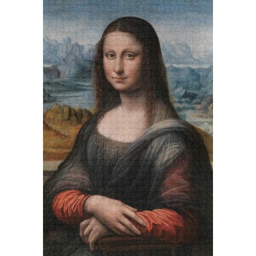 Puzzle de la Mona Lisa del Prado 500 piezas